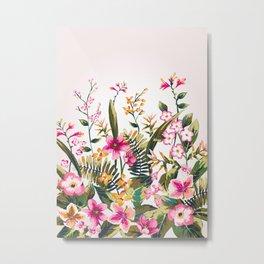 Flowers -a100 Metal Print