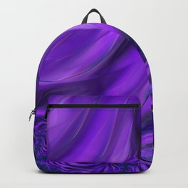 Purple Drapes Backpack