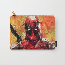 COOL DEAD POOL Carry-All Pouch
