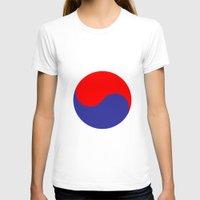 korea T-shirts featuring I'm huge in korea by junaputra