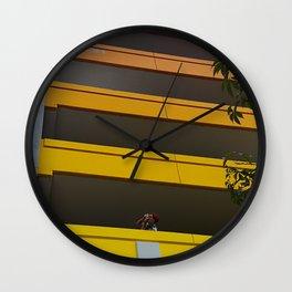 Little Tokyo Wall Clock