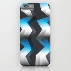 Blue & Silver Slim Case iPhone 6s