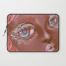 What's On Your Mind? Laptop Sleeve