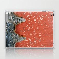 Orange Twist Laptop & iPad Skin
