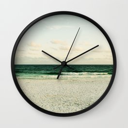Lonely Wave Wall Clock