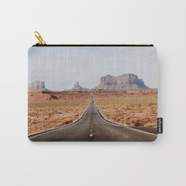Desert Road Trip V Carry-All Pouch