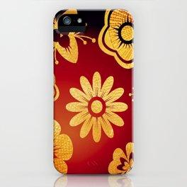 Mi Flor iPhone Case