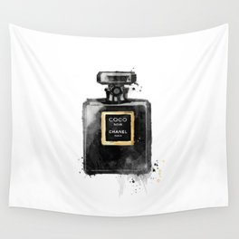Perfume bottle fashion Wall Tapestry