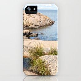 Blue Maiden – Blå Jungfrun iPhone Case