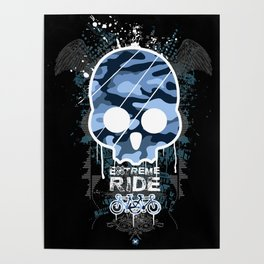 Extreme ride Poster