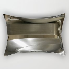 Water Fountains Aren't Segregated, Anymore: Why Are PEOPLE? Rectangular Pillow