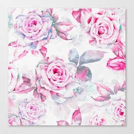 ROSES4 Canvas Print