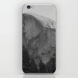 Yosemite Black & White iPhone Skin