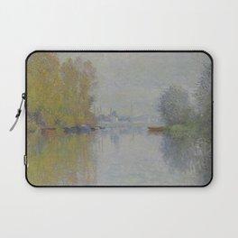 Autumn on the Seine, Argenteuil Laptop Sleeve