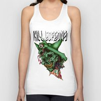 blood Tank Tops featuring blood by KillGorgons