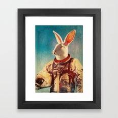Through The Looking Glass Framed Art Print