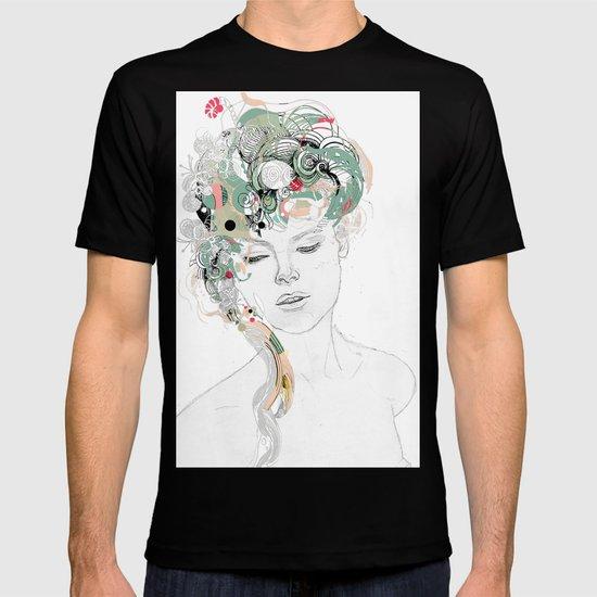 Beauty waiting T-shirt