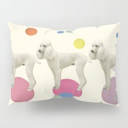 Oodles of Poodles Pillow Sham