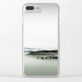 Skagway in September Clear iPhone Case