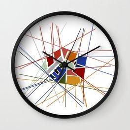 Ikasi Wall Clock