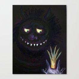 """Wild Things""- Acrylic painting print Canvas Print"