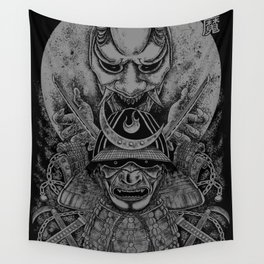 The Demon Wall Tapestry