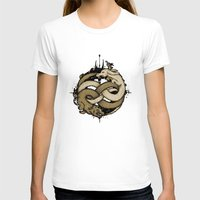 T-shirts featuring NEVERENDING FIGHT by Letter_q
