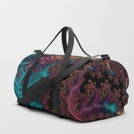 Seasons of the Sky Duffle Bag