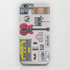 Back to the future - Essential items Slim Case iPhone 6s