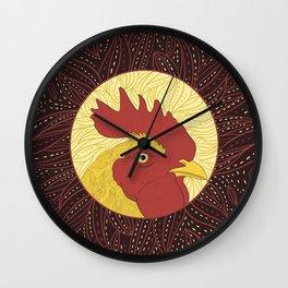 Ko ko ko Wall Clock