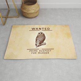 Fowl Suspect Rug