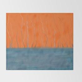 Threadbare Throw Blanket