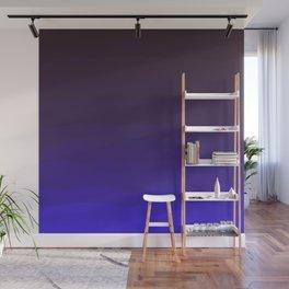 Deep Jewel Tone Royal Purple and Plum Wall Mural