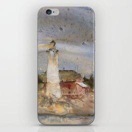Menagerie Island Lighthouse iPhone Skin