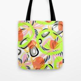 Pumpkin Spice Limeade Tote Bag