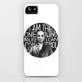 Wait For It [Aaron Burr] iPhone Case