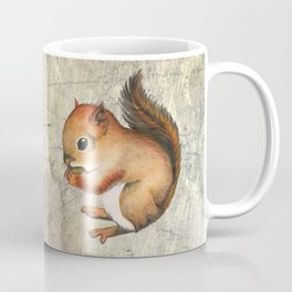 Sciurus (Baby Squirrel) Coffee Mug