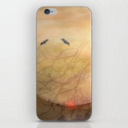 Moonlight Serenade iPhone Skin