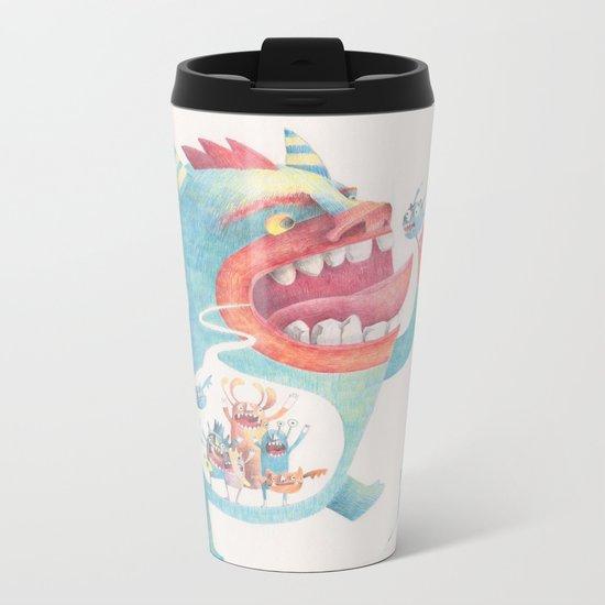 Comer Metal Travel Mug