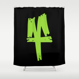 MT Shower Curtain