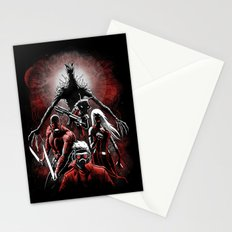 Legendary Guardians Stationery Cards