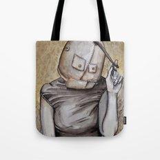 Coy conformity Tote Bag