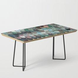 SUMMER MERMAID SEAWEED MIX by Monika Strigel Coffee Table