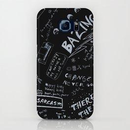 Big Bang Pattern iPhone Case