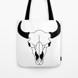 Bison Bison Tote Bag