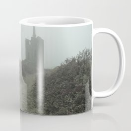 Higher Ball mine in the mist Coffee Mug