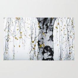 Birch Tree 1 Rug