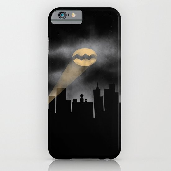 Calling Out iPhone & iPod Case