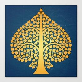 Bodhi Tree0206 Canvas Print