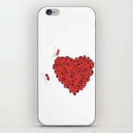 Valentine's Heart iPhone Skin